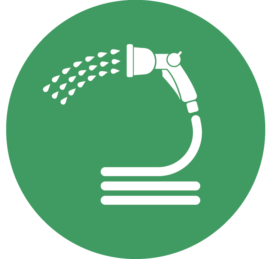 watering hose icon
